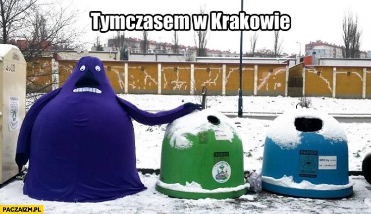 Tymczasem w Krakowie Buka