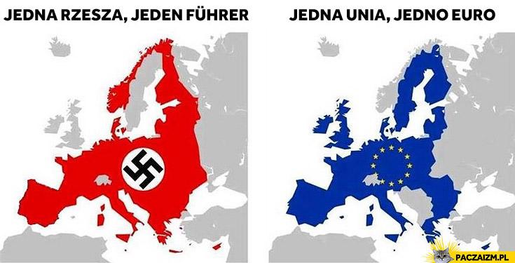 Unia Europejska Trzecia Rzesza