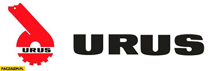 Urus przerobione logo Ursus