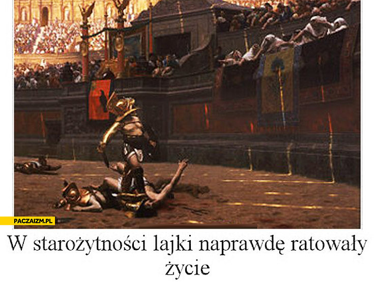 W starożytności lajki naprawdę ratowały życie