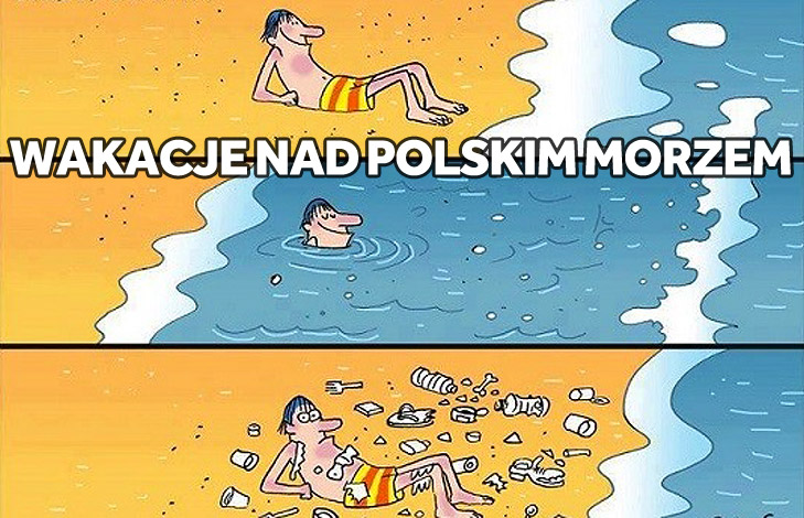 Wakacje na polskim morzem