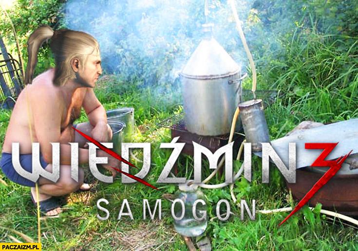 Wiedźmin 3 Samogon