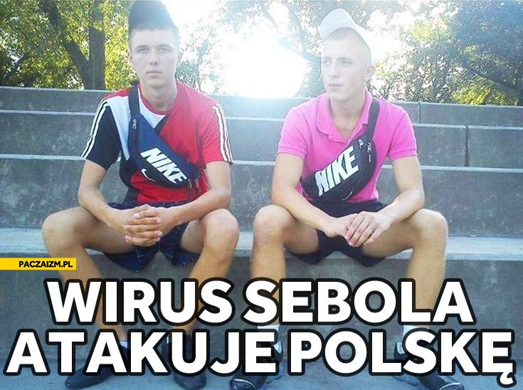 Wirus Sebola atakuje Polskę