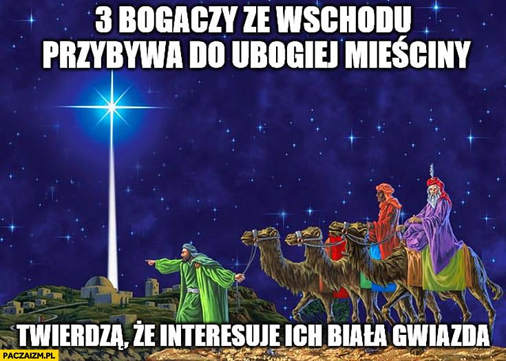 Wisła Kraków 3 bogaczy ze wschodu przybywa do ubogiej mieściny, twierdzą, że interesuje ich biała gwiazda