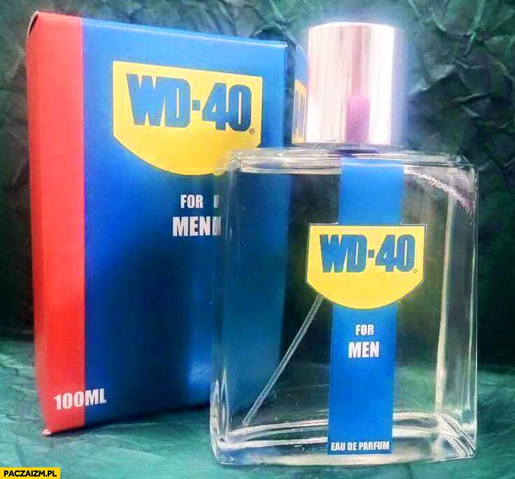 Woda toaletowa perfumy WD-40