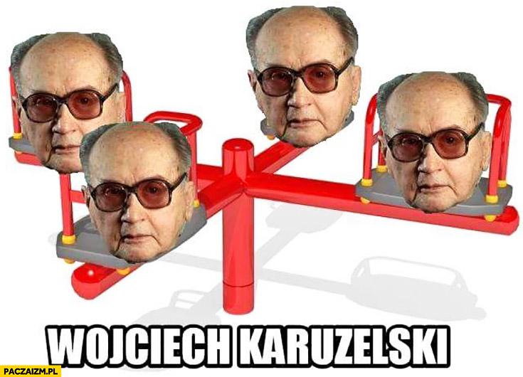 Wojciech Karuzelski Jaruzelski