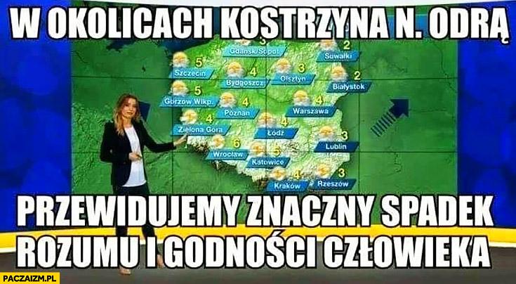 Woodstock w okolicach Kostrzyna nad Odrą przewidujemy znaczny spadek rozumu i godności człowieka Wiadomości TVN