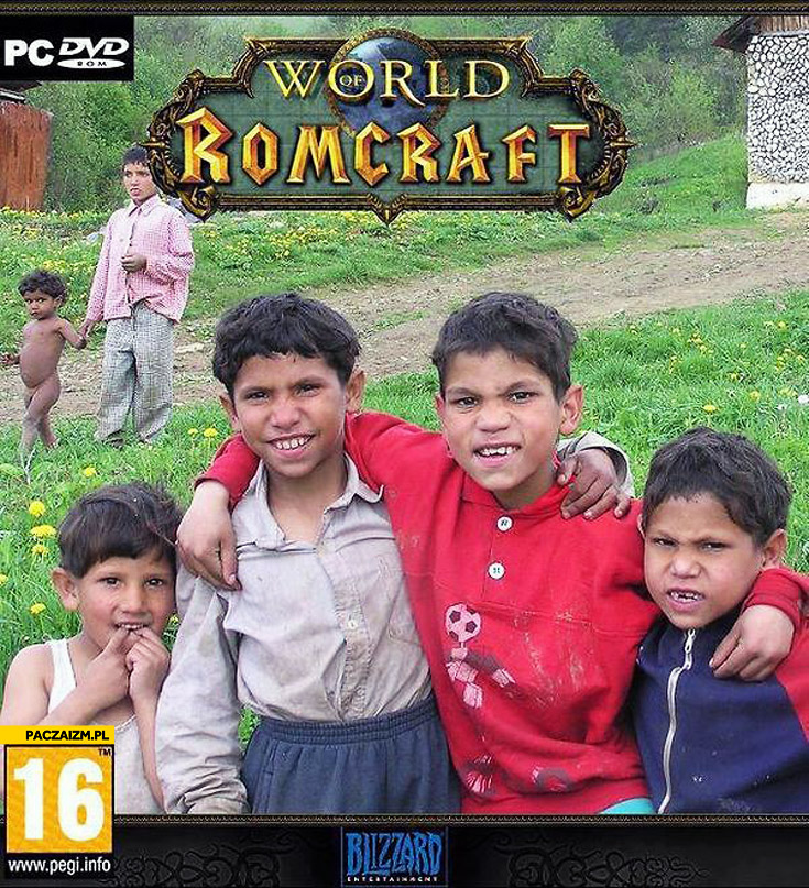 World of Romcraft