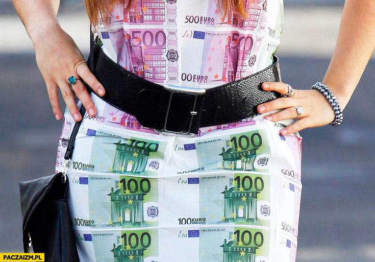 Wygladasz jak milion euro