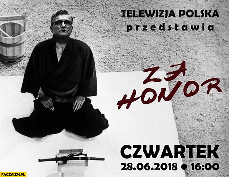Za honor Adam Nawałka mecz reprezentacji polski z Japonią