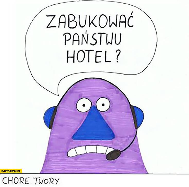 Zabukować Państwu hotel? Buka